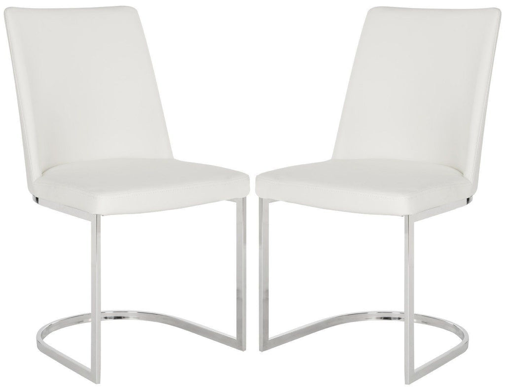 Parkston Side Chair White (Set Of 2) Dining