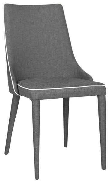Summerset Side Chair Grey / White (Set Of 2) Dining