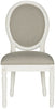 Holloway Oval Side Chair Light Grey (Set Of 2) Dining