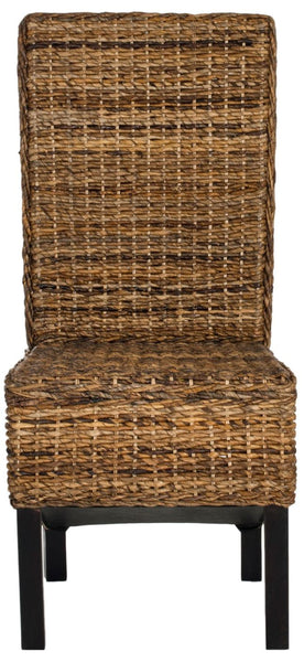 Pembrooke Rattan Side Chair Natural (Set Of 2) Dining