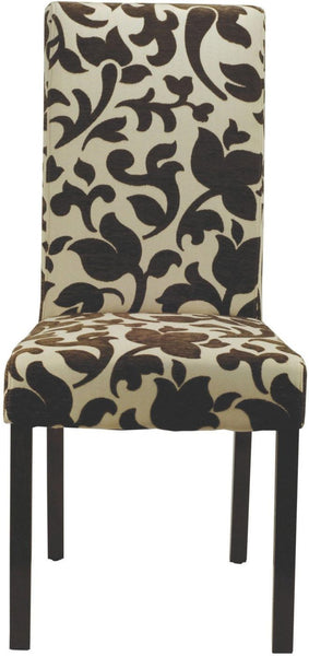 Parsons Dining Chair (Set Of 2) Floral Print