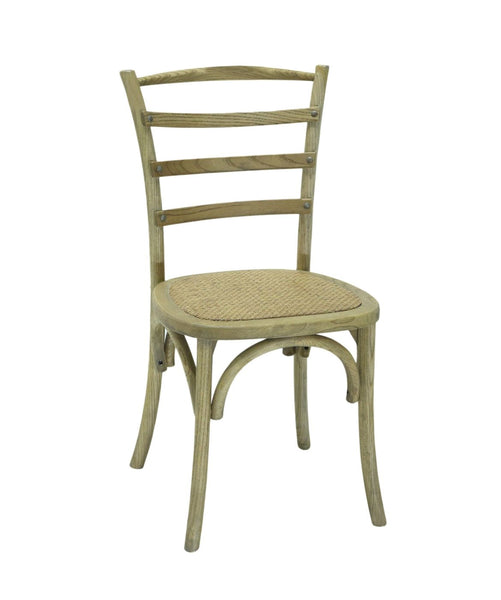 Athens Dining Chair Set Of 2 Solid Elm Wood By Moes Home