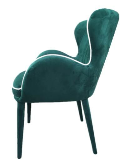 Fine Vig Furniture Vgeumc 883Ch A Grn Modrest Tigard Modern Green Fabric Dining Chair Sale At Contemporary Furniture Warehouse Today Only Ibusinesslaw Wood Chair Design Ideas Ibusinesslaworg