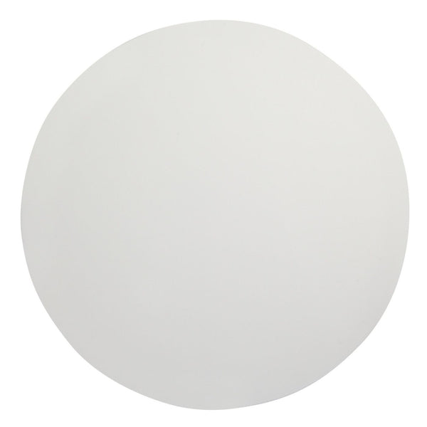 "Dining Tables - EdgeMod EM-198-WHI Daisy 30"" Round Fiberglass Dining Table in White 