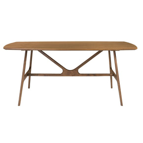 Travis 71 Dining Table In American Walnut