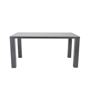 Dining Tables - Euro Style EURO-09778GRY-KIT Abby Rectangle Dining Table in Gray | 727511954768 | Only $408.98. Buy today at http://www.contemporaryfurniturewarehouse.com