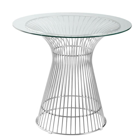 Libo Dining Table 48 Clear