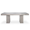 Antonius Fiberstone Dining Table Concrete