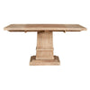 Hudson Square Extension Dining Table Stone Wash