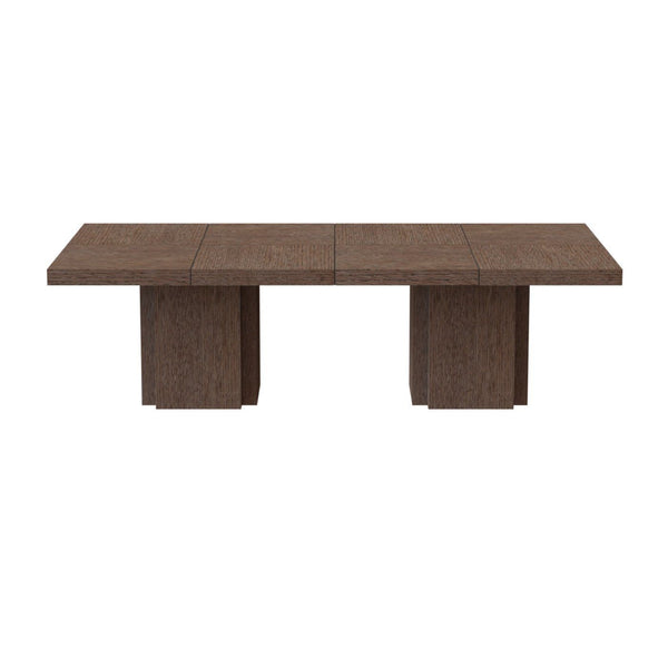 Dusk 2 - Set Of Two 51'' Tables Chocolate Dining Table