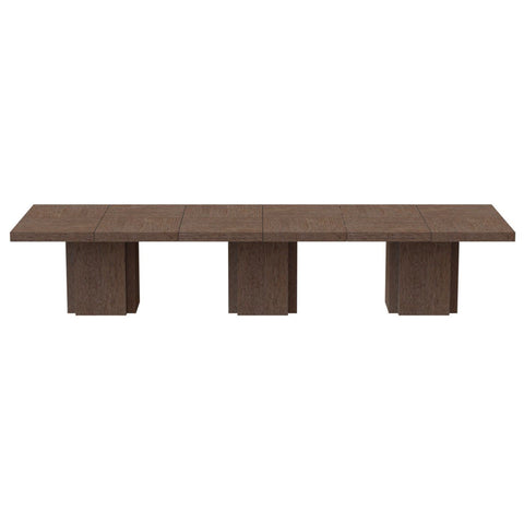 Dusk 3 - Set Of Three 51'' Tables Chocolate Dining Table