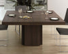 Dusk 51 Dining Table Chocolate