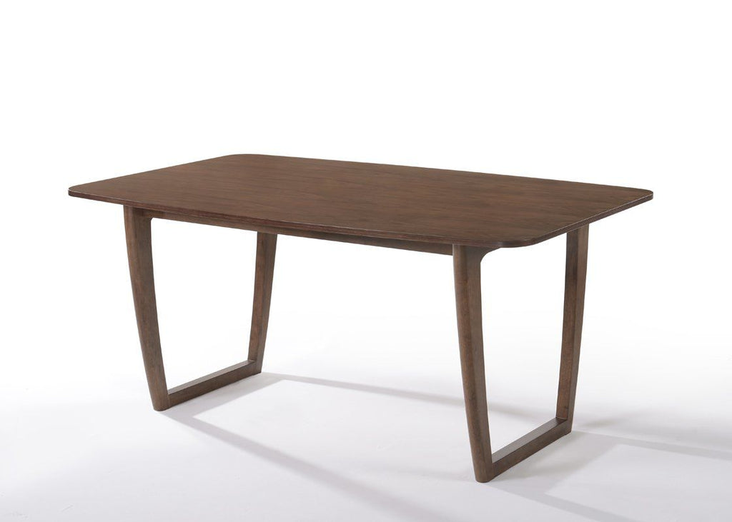 Buy Vig Furniture Vgmamit 5177 Modrest Jordan Modern Walnut Dining
