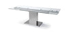 Slim Extendable Dining Table 1/2