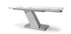 Sleek Extendable Dining Table 1/2