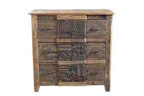 Printer 3 Drawer Chest Dresser