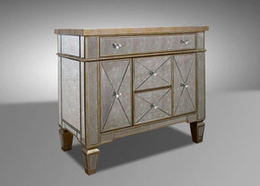 Modrest Harmon - Transitional Buffet Dresser