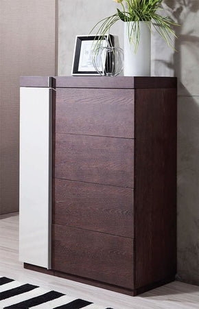 Modrest Geneva - Modern 2-Tone Oak Multi-Chest Dresser