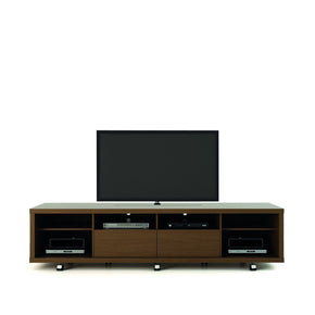 Cabrini Tv Stand 2.2 In Nut Brown Entertainment