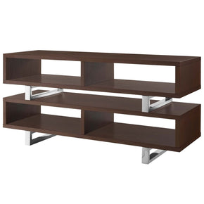 Amble 47? Tv Stand Walnut Entertainment
