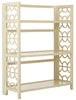 Natalie 3 Tier Low Bookcase Barley