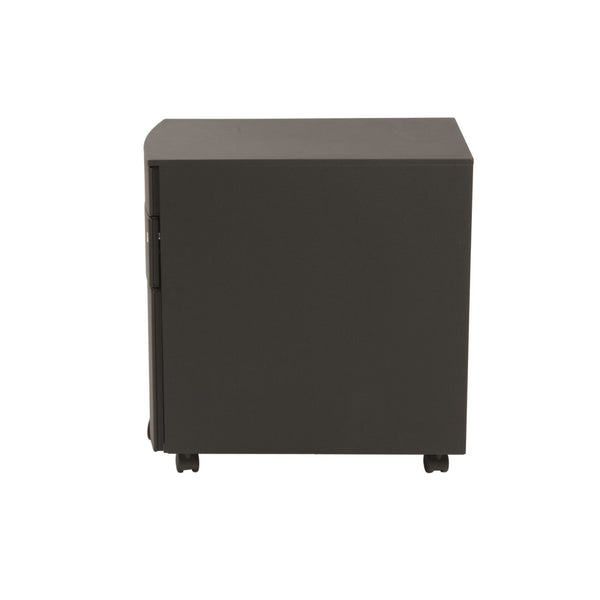 Floyd 3 Drawer File Cabinet In Black