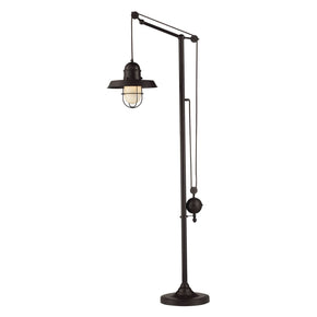 Floor Lamps - Elk Group ELK-65073-1 Farmhouse Floor Lamp in Oiled Bronze Oiled Bronze | 830335014782 | Only $748.00. Buy today at http://www.contemporaryfurniturewarehouse.com
