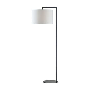 Floor Lamps - Elk Group ELK-D2729 Bronze Stem Floor Lamp Matte Black | 818008025235 | Only $354.60. Buy today at http://www.contemporaryfurniturewarehouse.com