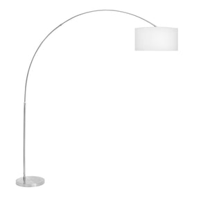 Salon Floor Lamp White