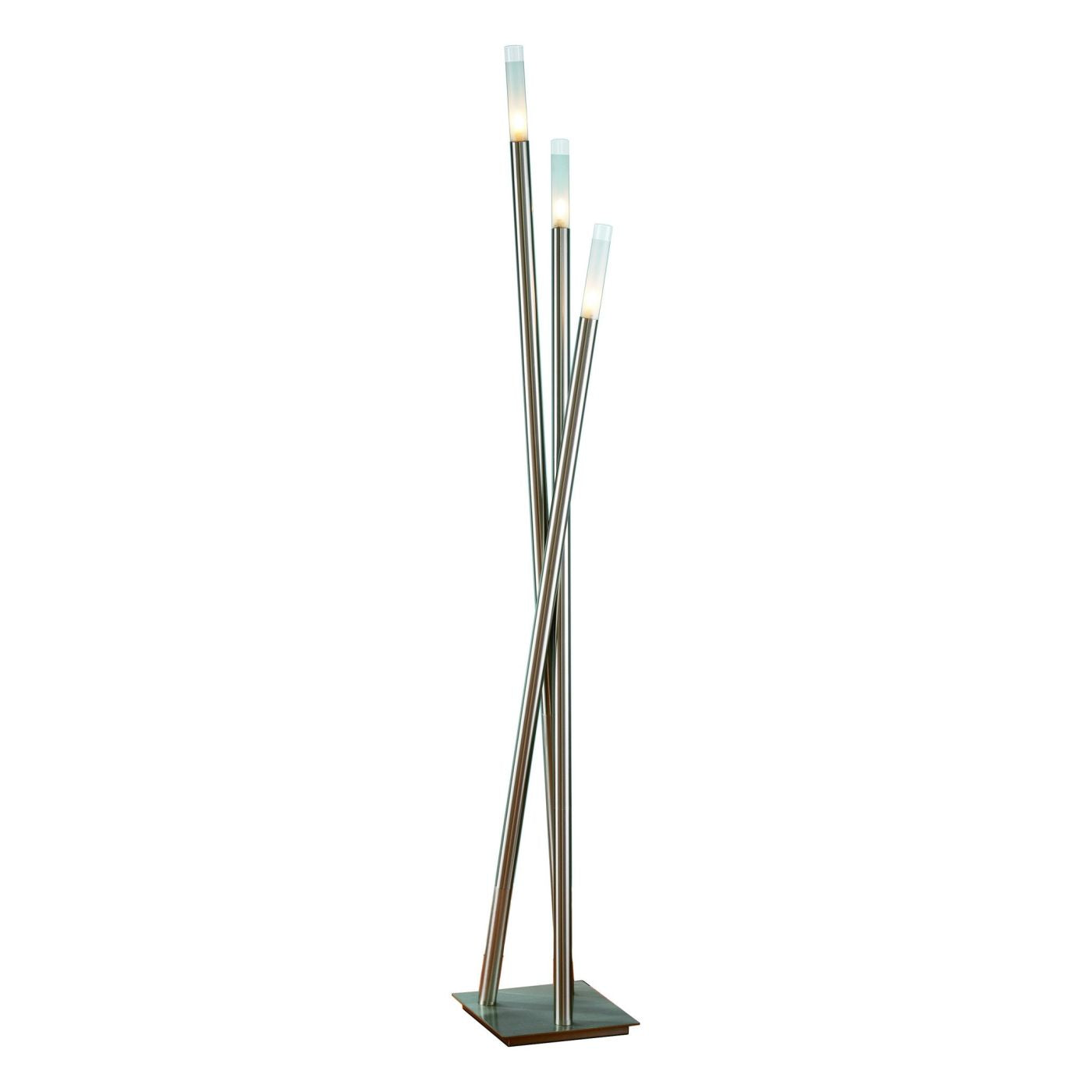 Buy Lumisource Lsh Icicle Flr Icicle Floor Lamp Brushed