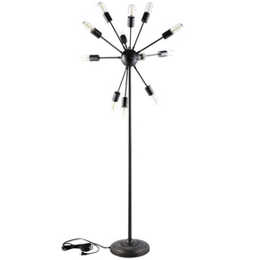 Spectrum Floor Lamp Black