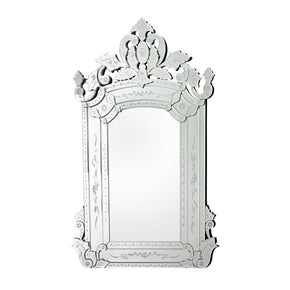 Bolsover Large Venetian Mirror Clear
