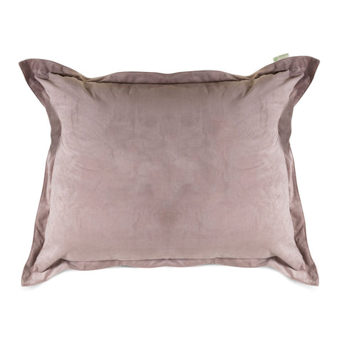 Steel Micro-Velvet Floor Pillow