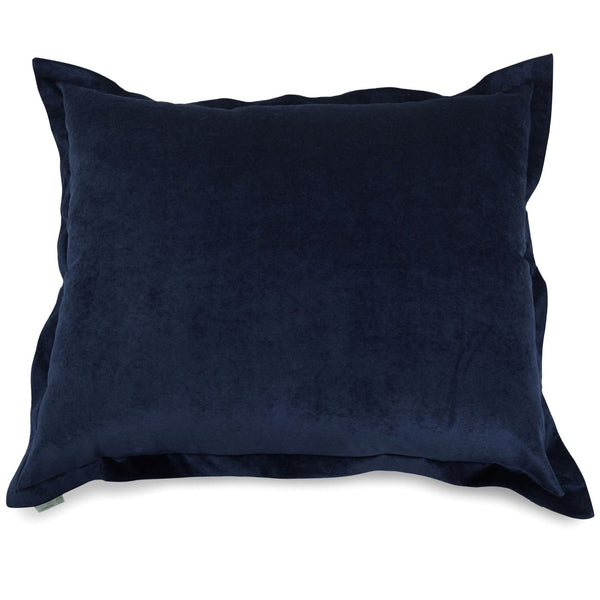 Floor Pillows Navy : Majestic Home Villa Navy Floor Pillow 85907266031. Only $147.40 at Contemporary Furniture Warehouse.