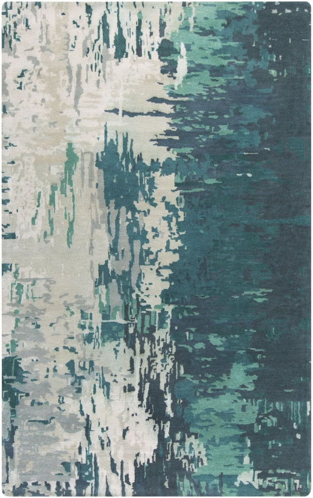 Banshee Area Rug Blue Green