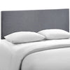 Headboards - Modway MOD-5211-SMK Region Queen Upholstered Headboard | 848387034986 | Only $81.00. Buy today at http://www.contemporaryfurniturewarehouse.com