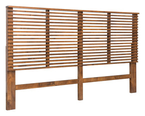 Linea Headboard King Walnut