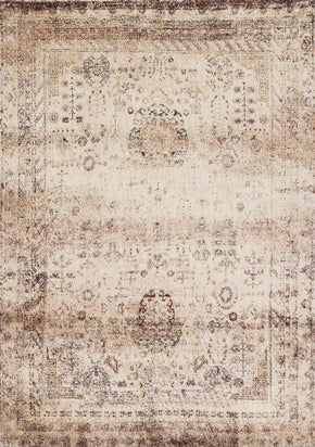 Ivory & Whites, Multi, Rugs, Transitional - Loloi Rugs ANASAF-01IVML2740 Loloi Anastasia Ivory / Multi Area Rug | 885369251153 | Only $139.00. Buy today at http://www.contemporaryfurniturewarehouse.com