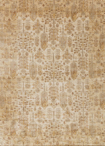 Loloi Rugs Loloi Anastasia Ant Ivory / Gold Area Rug ANASAF-11AIGO2740 | 885369251351| $139.00. Ivory & Whites, Rugs, Transitional, Yellow & Golds - . Buy today at http://www.contemporaryfurniturewarehouse.com