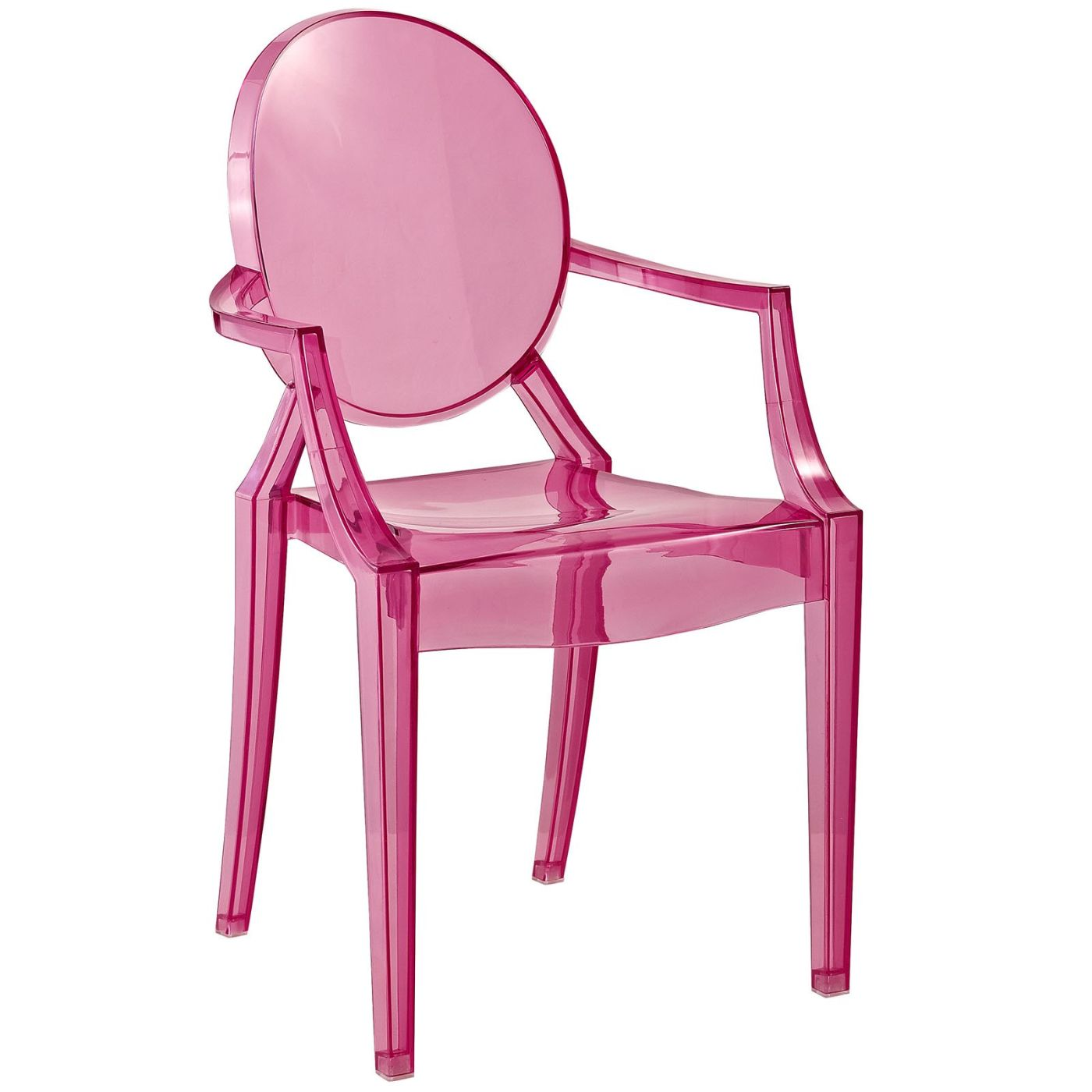 Casper Ghost Kids Chair Pink Furniture ...