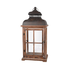 Clifton Lantern Large Aspen,smoke