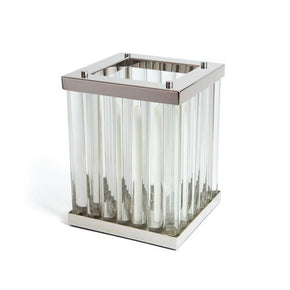 Barred Square Deco Lantern
