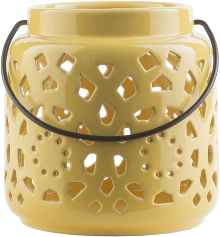 Avery Contemporary Lantern Gold