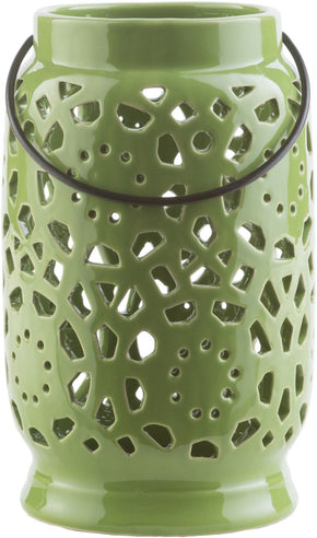 Avery Contemporary Lantern Lime