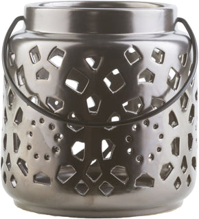 Avery Contemporary Lantern Black