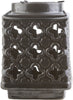 Luau Contemporary Lantern Black