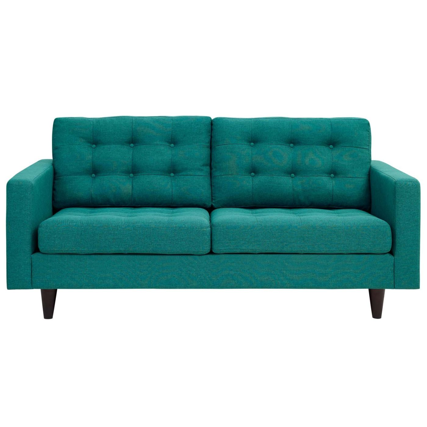 Modway Empress Upholstered Loveseat Eei 1547 Bei Only At Contemporary Furniture Warehouse