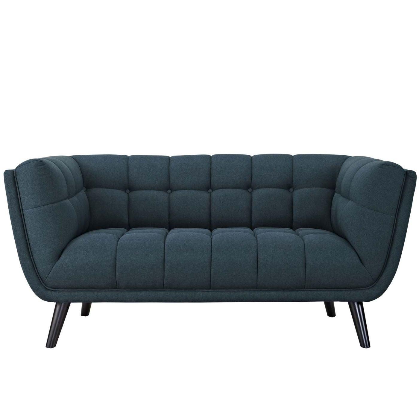 Modway Bestow Upholstered Fabric Loveseat Eei 2534 Blu Only At Contemporary Furniture