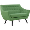 Allegory Loveseat Green