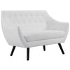 Allegory Loveseat White